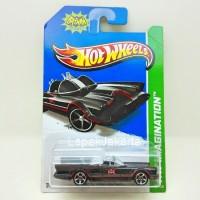 Hot Wheels Classic TV Series Batmobile Batman Diecast Movie Car