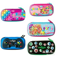 SMIGGLE LOLLY DUDE SMALL PENCIL CASE - TEMPAT PENSIL SMIGGLE