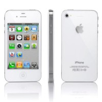 APPLE IPHONE 4S - 32GB WHITE AND BLACK