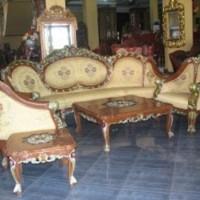 Kursi Sofa Tamu Ganesha Monaco Mewah Terbaru