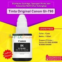 Tinta Canon GI-790 Black, Tinta Printer Canon G1000 G2000 G3000 G4000