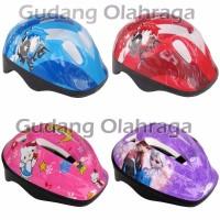 TERBARU Helm Sepatu Roda Anak Karakter Helm Sepeda Anak