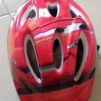 BARANG KEKINIAN Helm Sepeda Sepatu Roda untuk Anak Anak