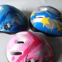 BEST SELLER Helm Sepeda Sepatu Roda Utk Anak