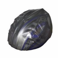 TERLARIS Cover Pelindung Helm Sepeda Hitam
