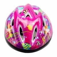 EXCLUSIVE KUYOU Helm Sepeda Anak 3 8 Tahun