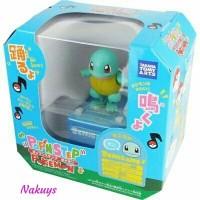 Pokemon Go Pop'n Step Squirtle Zenigame Toy Figure