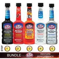 STP [BUNDLE] SCFIC + PETROL + OCTANE + FI TREATMENT + COMPLETE