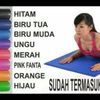Diskon! Matras Yoga Mat 6Mm ...