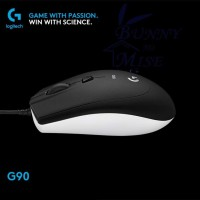 Logitech Profesional Gaming Optical Mouse G90 for Pro Gamer Original