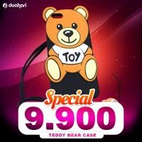 Teddy Bear Softcase IPHONE 5 6 7 PLUS / SAMSUNG S6 S7 EDGE / OPPO F1s