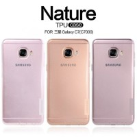 SAMSUNG GALAXY C7 NILLKIN NATURE TPU ORIGINAL 100%