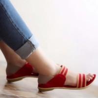 Termurah [Grosir]-Sandal Wanita/Sendal Sepatu Cewek buruan order
