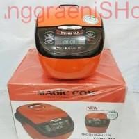 Promo Yong Ma YMC-116C Magic Com Digital Eco Ceramic Rice Cooker Multi