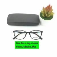Bonus Lensa Minus Silinder Plus Frame Kacamata Tiffany CO R8191 E
