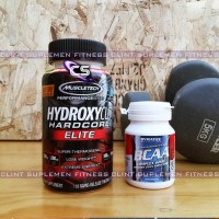 Muscletech Hydroxycut Hardcore elite 110 caps NEW FORMULA ORIGINAL