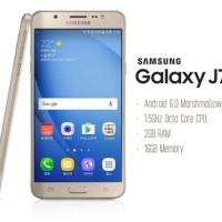 SAMSUNG Galaxy J7 2016 16GB RAM 3GB - NEW - 100% ORI Murah