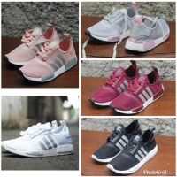 sepatu wanita adidas NMD R1 sneakers cewek murah terbaru diskon promo