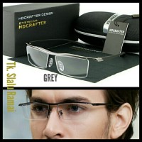 Kacamata Frame Titanium untuk Lensa Minus/Plus