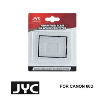 LCD SCREEN PROTECTOR JYC FOR CANON 60D