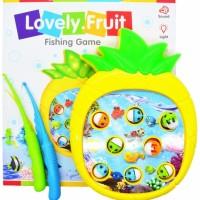 PALING MURAH LOVELY FRUIT FISHING GAME TYPE 2 MAINAN ANAK PANCINGAN I