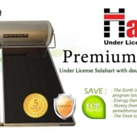 Solahart Handal H 302 PQ - Solar Water Heater