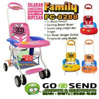 Jual Family Baby Chair Stroller CS 8288 Meja Makan Khusus Gokilat Murah