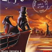 Mr. Jack in New York Board Game