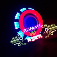 Jual Lampu LED PROJIE U8 Double AE+DE Murah