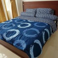 Bed cover set katun jepang 180x200 T3010
