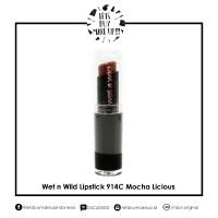 Wet n Wild Megalast Lipstick 914 mocha licious