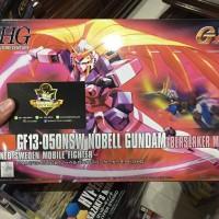 HGFC Nobel Gundam ( Berseker Mode )