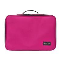 Armando Caruso 033P Large Soft Beauty Case, Pink thumbnail