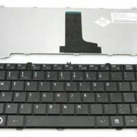 Keyboard Toshiba C600 C640 - Hitam