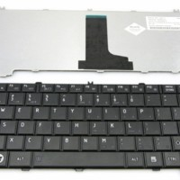Keyboard Toshiba Satellite L730 L735 L740 L745 Hitam