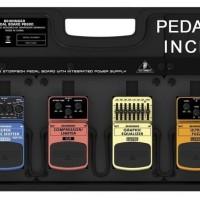 BEHRINGER Pedal Board PB600 / PB 600 / Pedal board BEHRINGER PB600