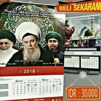 kalender foto ulama aswaja ahbaburrosul murah