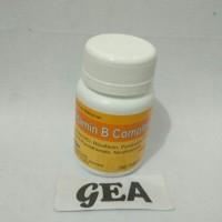 vitamin b complex kompleks Mef isi 250 tablet bcomplex