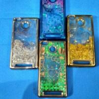 Glitter Xiaomi Redmi 3X 3Pro 3S Softcase Water Gliter Glitter Cover Hp