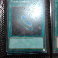 Terraforming - Yugioh LEDD