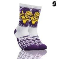 "CLS Knights ""HOME"" Socks."