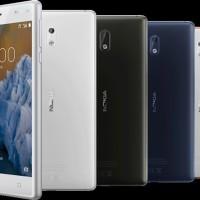 New Hp Nokia 5 (NOKIA 5 new ram3/26) - 4G LTE - GARANSI RESMI - BLACK