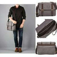 Fossil Estate EW Messenger Bag – Grey, MBG 9029020