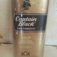 tembakau import captain black gold promo