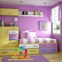 Jual Set kamar tidur modern anak FURNITURE PESONA JEPARA Murah