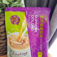 Chatime Supreme Oolong Milk Tea Sachet 100% Original Impor Taiwan