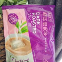 Chatime Dark Roasted Milk Tea Sachet 100% Original Impor Taiwan