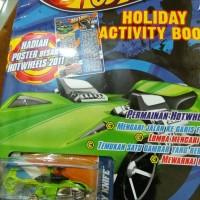 diecast hot wheels helicopter sky knife free buku dan poster