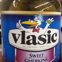 Vlasic sweet gherkins 500 gram