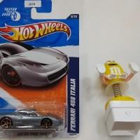 Hot Wheels Ferrari 458 Italia (Faster Than Ever)